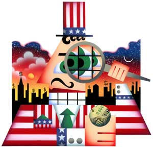 a discussion on the governments involvement in the market and the economy of the united states Answer a market economy is one  prior to government involvement in the free market  the government takes part in the united states economy to protect.