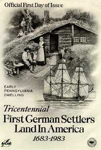 Tricentennial of the First German Settlers in America